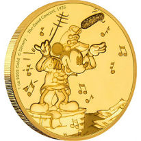 Disney Gold Coins