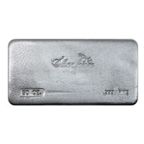 25 to 50 oz Silver Bars