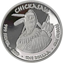Native American Silver Coins