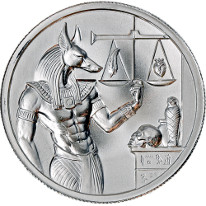 Egyptian Gods Series Rounds