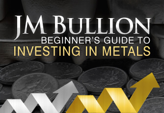 JM Bullion Beginner's Guide to Investing in Metals