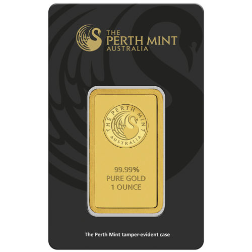 Buy 1 Oz Perth Mint 9999 Gold Bars Online New W Assay