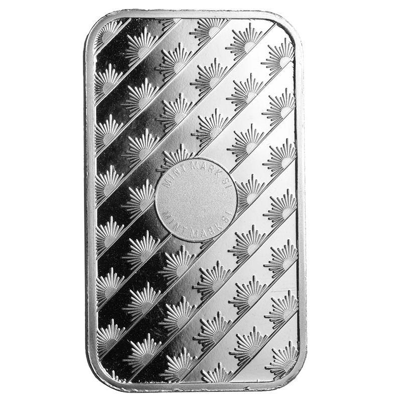 1 Decoder Lens. Sunshine Mint 1oz Silver Bar /&