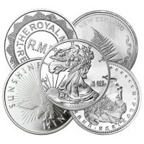 Silver Prices Today - Price Of Silver Spot Charts & History