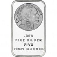 5-oz-silvertowne-buffalo-silver-bar-obverse