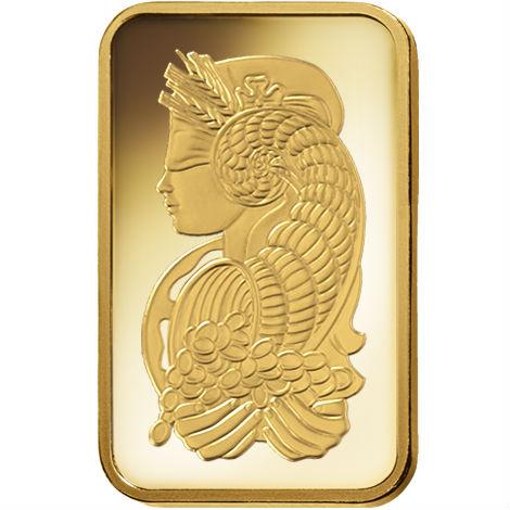 Buy 1 Gram Pamp Suisse Veriscan Gold Bars Brand New L Jm