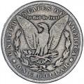 Morgan-Silver-Dollar-Coin-1878-1904-Fine-BACK