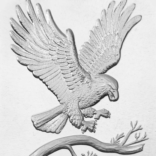 Buy 5 oz SilverTowne Eagle Silver Bars Online l JM Bullion™