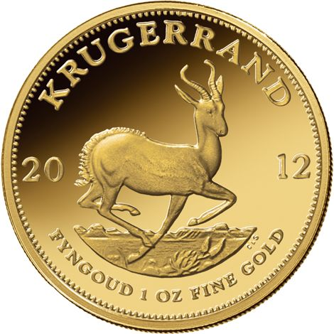 Krugerrand Ring Prices