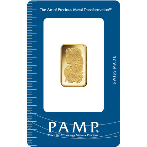 Buy 10 Gram Pamp Suisse 9999 Gold Bars Online Jm Bullion