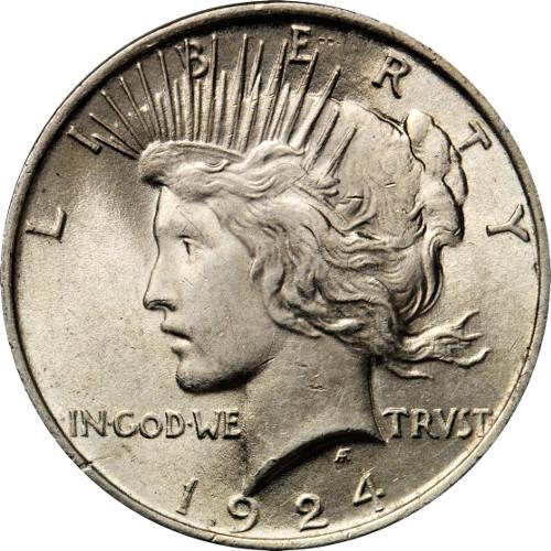 Buy Peace Silver Dollars 1922 1926 1934 1935 Jm Bullion