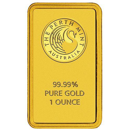 Buy 1 Oz Perth Mint 9999 Gold Bars Online New W Assay