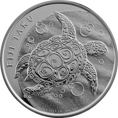Buy 2012 1 Oz New Zealand Silver 2 Fiji Taku Coins L Jm