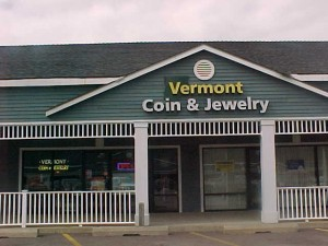 purchasing gold and silver bullion in vermont vt