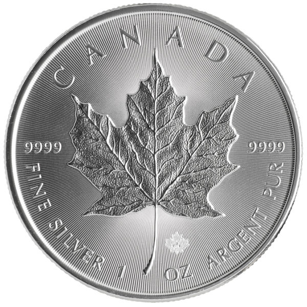 Silver Maple Leafs 2014 Canadian Silver Maple Leaf Jm
