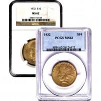 $10-Indian-MS-62-both-obv