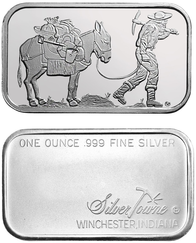 SilverTowne Bars