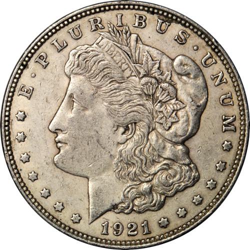 Buy 1921 Morgan Silver Dollars Online Vg Jm Bullion