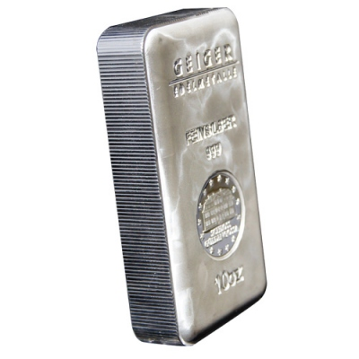 Buy 10 Oz Geiger Silver Bars Online New L Jm Bullion