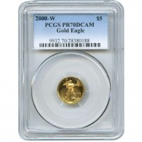 2000-W-$5-PR70