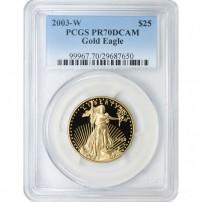 2003-W-$25-PR70