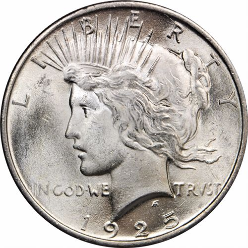 Buy Peace Silver Dollars 1922 1926 Bu Jm Bullion