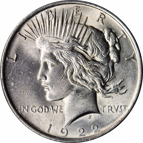 Buy Peace Silver Dollars 1922 1926 1934 1935 Au Jm