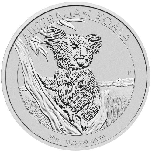Buy 2015 1 Kilo Australian Silver Koala Coins Online L Jm