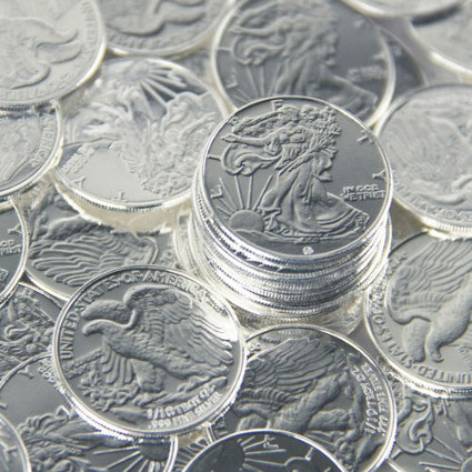 Buy 1 10 Oz Walking Liberty Silver Rounds Rolls Of 50 L