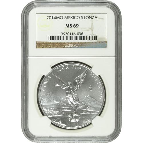 SPECIAL ONLY $5.25 CAD PREMIUM ** 2016 1/4 oz Silver Coin – Mexico ...