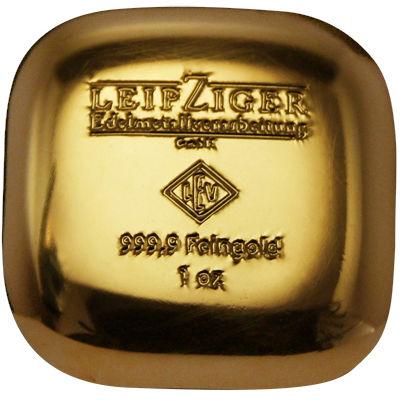 Buy 1 Oz Geiger Edelmetalle Square Gold Bars Online L Jm