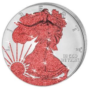 Buy 2015 American Silver Eagle Four Seasons Coin Set L Jm