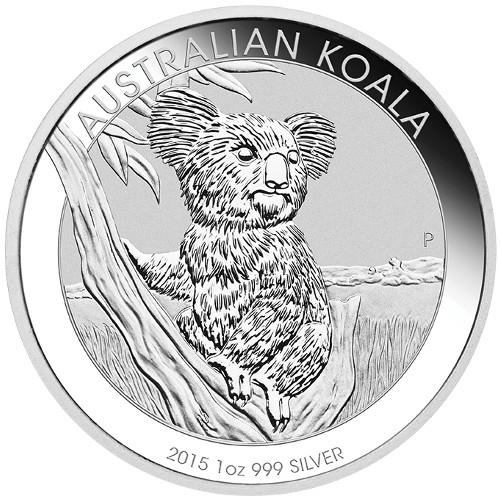 Buy 2015 1 Oz Australian Silver Koalas Online L Jm Bullion