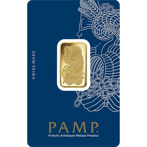 Buy 10 Gram Pamp Suisse 9999 Veriscan Gold Bars Online