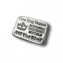 Buy 25 Oz Monarch Hand Poured Silver Bars L Jm Bullion