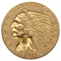 2.5-indian-gold-xf-obverse