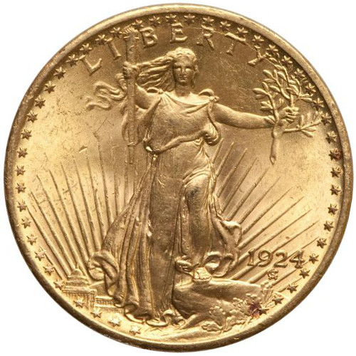 Buy 20 St Gauden Gold Double Eagles Bu L Jm Bullion