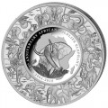 Elephant Puzzle Coin