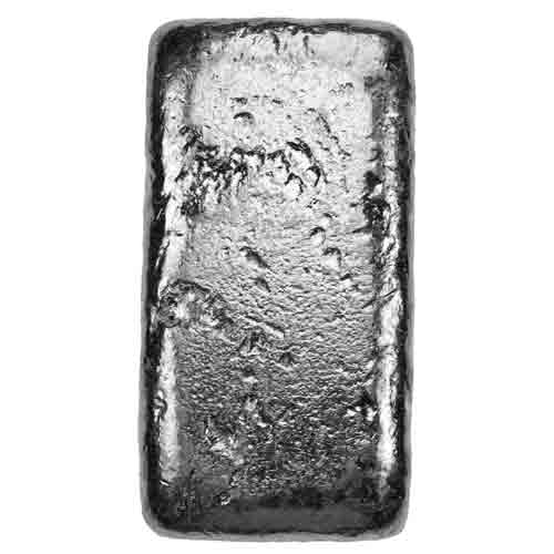 Buy 5 Oz Monarch Hand Poured Silver Bars L Jm Bullion