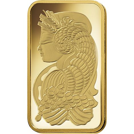 Buy 100 Gram Pamp Suisse Fortuna Veriscan Gold Bars New