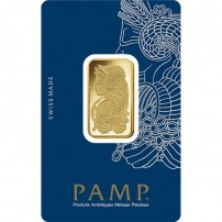 gold veriscan 20g gold bar in assay obverse