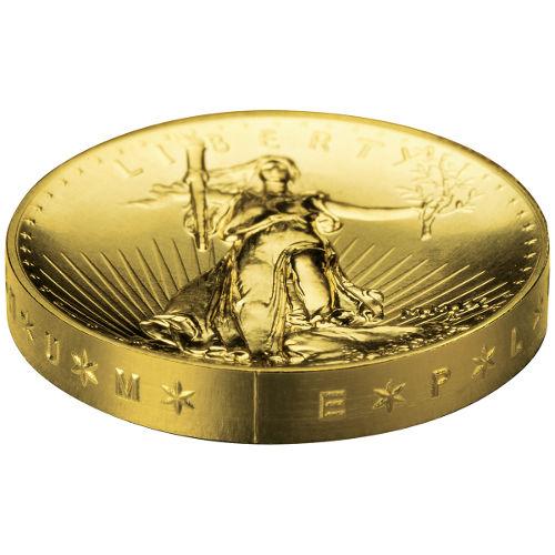 Buy 2009 1 Oz Ultra High Relief Gold Eagles Ngc Ms70 Pl Jm Bullion
