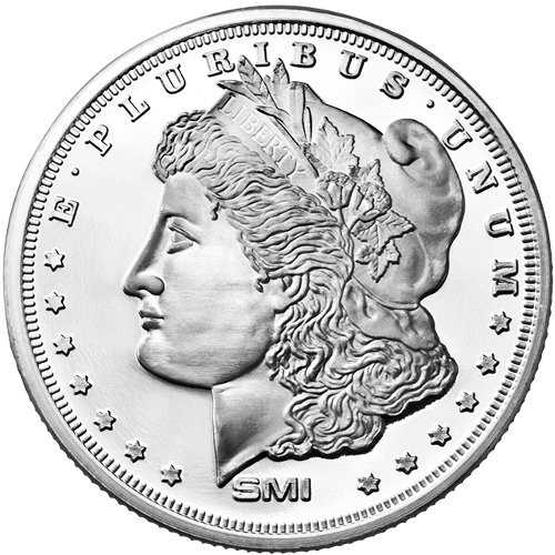 Buy 1 Oz Sunshine Morgan Silver Rounds Online L Jm Bullion