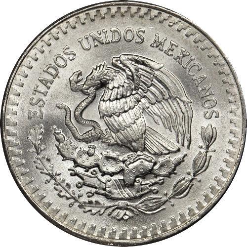 Buy 1983 1 Oz Mexican Silver Libertads L Jm Bullion