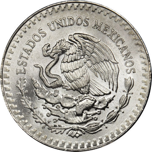 Buy 1984 1 Oz Mexican Silver Libertads L Jm Bullion