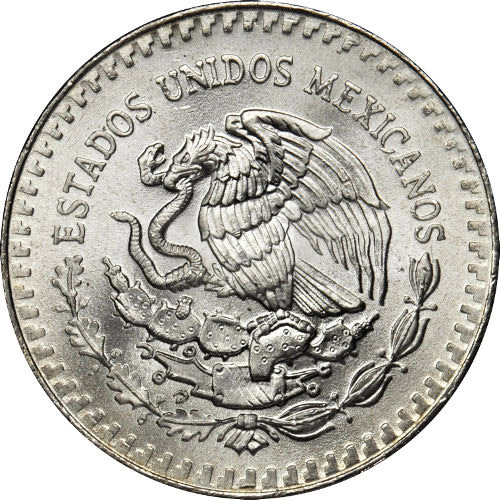 Buy 1985 1 Oz Mexican Silver Libertads L Jm Bullion