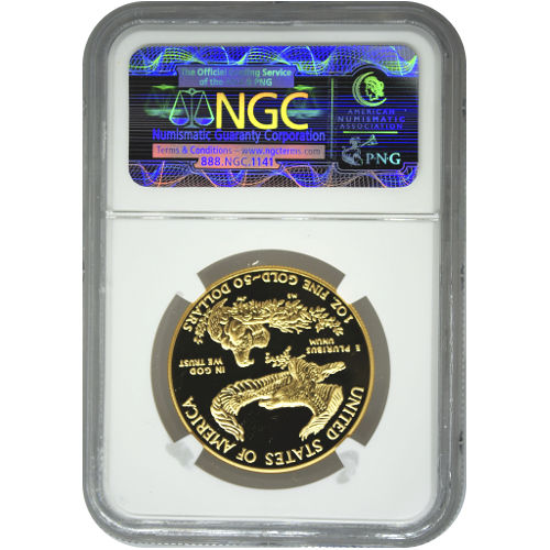 American Gold Eagle Bullion Coins 5 Tenth Ounce Us Coin