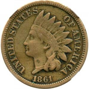 1861 Indian Head Penny Value Jm Bullion