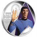 2015 1 oz Star Trek Spock Reverse