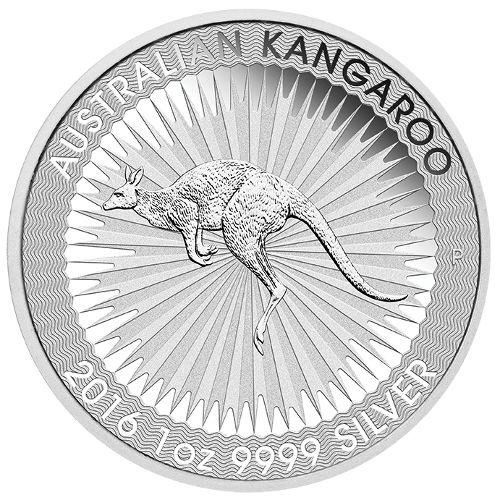 buy 2016 1 oz australian silver kangaroos online l jm bullion